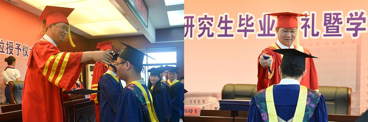 我校举行2018届硕士研究生毕业典礼.jpg